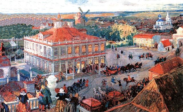 Экскурсия «Москва немецкая»
